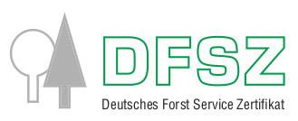 Deutsches Forst Service Zertifikat